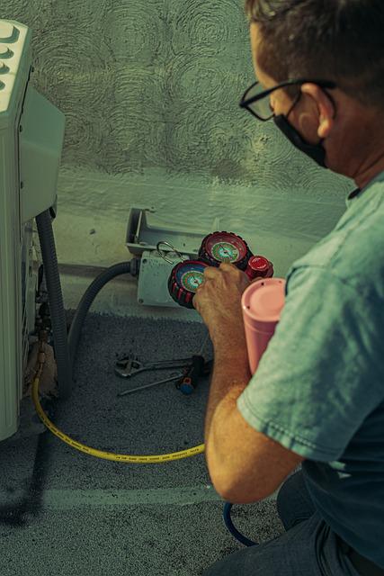 Curso de Técnico de reparaciones  frigoríficas y climatización